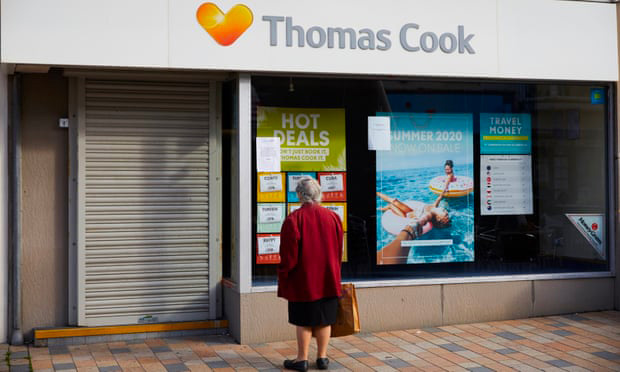 thomas cook outlet